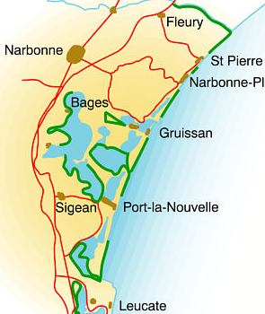 Fishing and cruising in gruissan port la nouvelle narbonne plage - Narbonne port la nouvelle ...